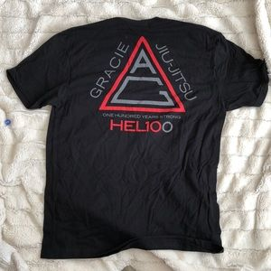 academia gracie Shirts - Gracie Jiu-Jitsu Hel100